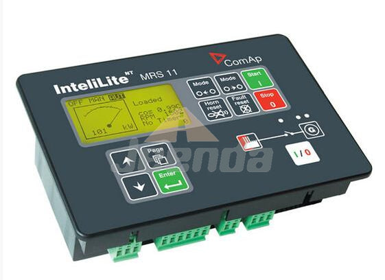 Controller InteliLite NT MRS 11 Aftermarket MRS11 Control Panel for ComAp Gen-set
