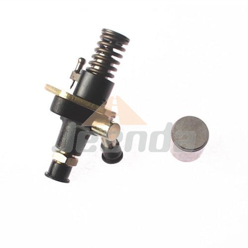 Fuel Injector Pump Stop Solenoid for 186 186F 10HP Yanmar Diesel Engine L100