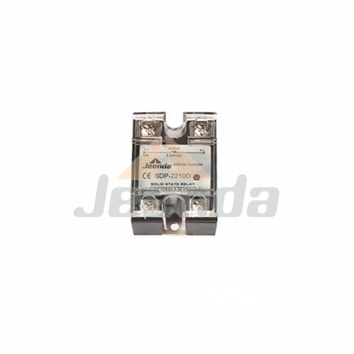 Solid State Relay SSR DC-DC 10A 3-32VDC/5-220VDC 10A for Crydom D1D12/D2D12