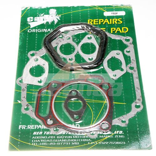 Overhaul Gaskets for Kipor Kama 192F Diesel Engine Generator Parts