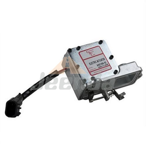 GAC ADC-100-24 Integrated Pump Mounted Actuators 100 Series - 12 or 24 VDC