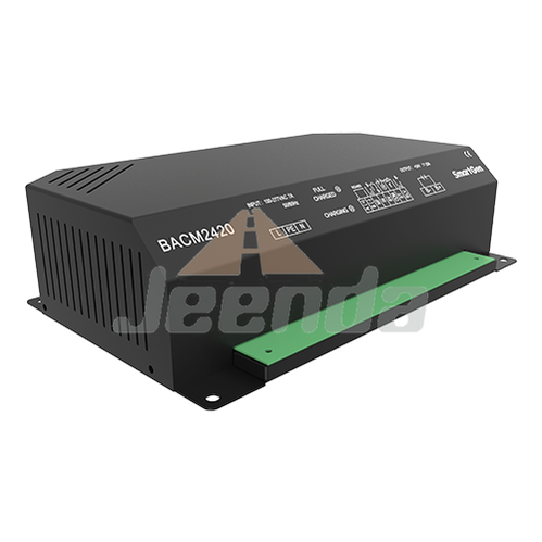 SmartGen BACM2420 Battery Charger, Suitable for 24V or 12V Battery
