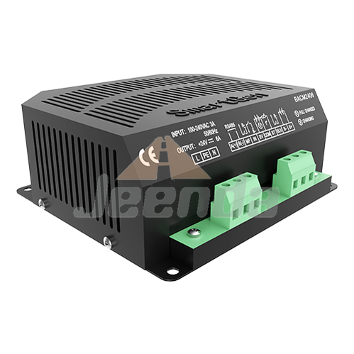 SmartGen BACM2406 Battery Charger, RS485, Power factor compensation, programmable inputs (24V6A)