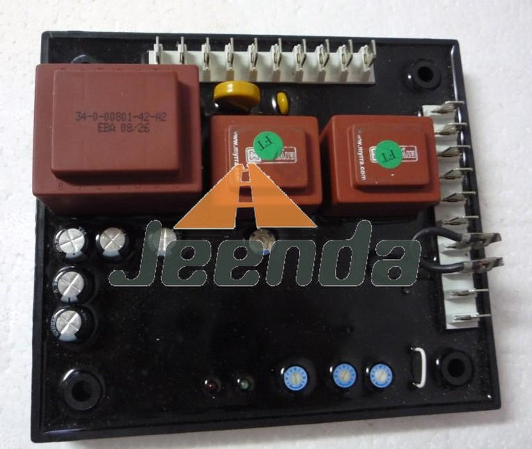 Automatic Voltage Regulator AVR R726 For Leroy somer