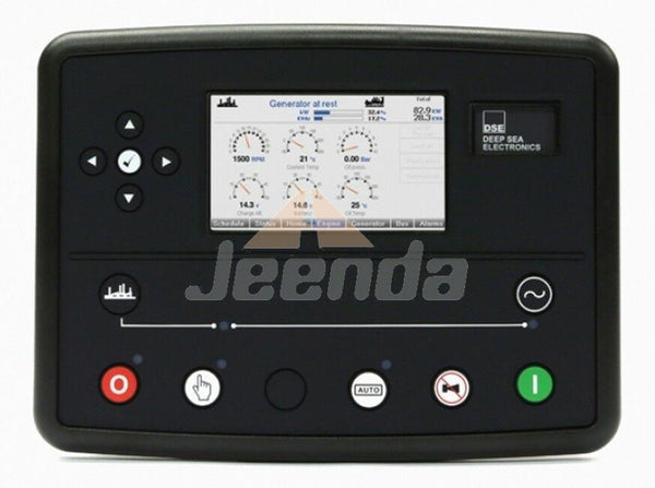 Deep Sea Auto Start Load Share Panel DSE8810