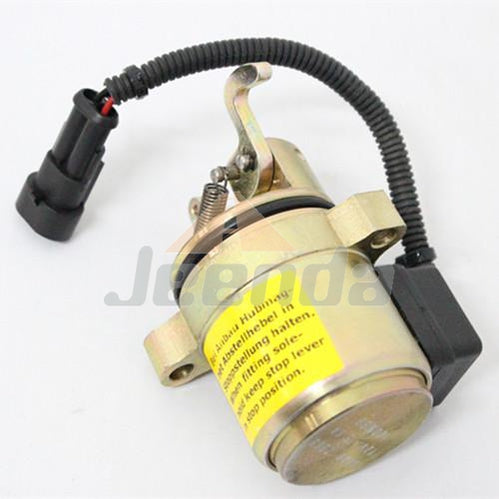 Stop Solenoid 04103811 for Deutz Engine 24V