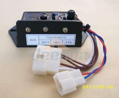 Automatic Voltage Regulation AVR 16000TE for Taiyo