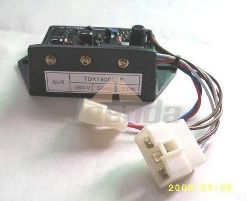 Automatic Voltage Regulation AVR TDK14000TE 380V	 for Taiyo