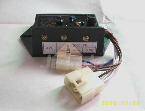 Automatic Voltage Regulation AVR TDK20000TE 380V for Taiyo