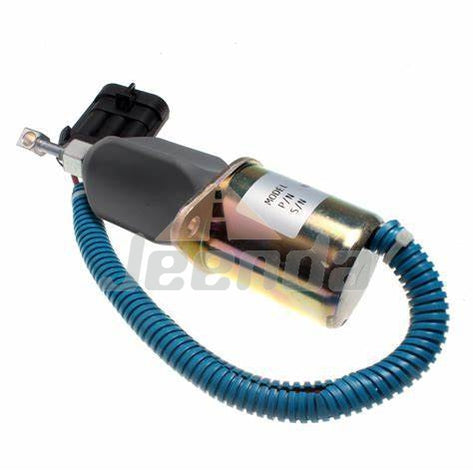 Free Shipping Stop Solenoid SA-4981-12 3931570 3923201 3800723 12V for Bosch P7100 Fule Injection Pump