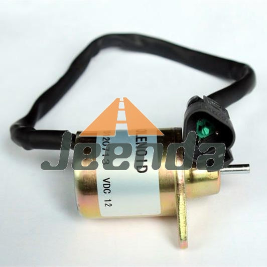 Stop Solenoid 129486-77954 for Yanmar 482 4.82 4TNE84 Engine