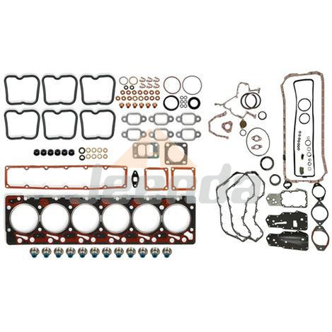 Upper + Lower Full Gasket Set Kit for Cummins 6B 6BT 6BTA 89-98 Dodge 5.9L 12V