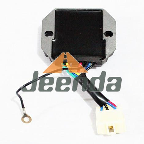 Automatic Voltage Regulator Rectifier H1550-64600 12V for Kubota Tractor B7200D B6200D