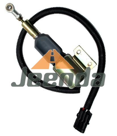 Stop Solenoid 3939702 SA-4892-12 for Cummins Diesel Engine
