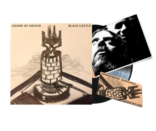BLACK CASTLE LP SET (LP, download card w/  8 bonus tracks, booklet)