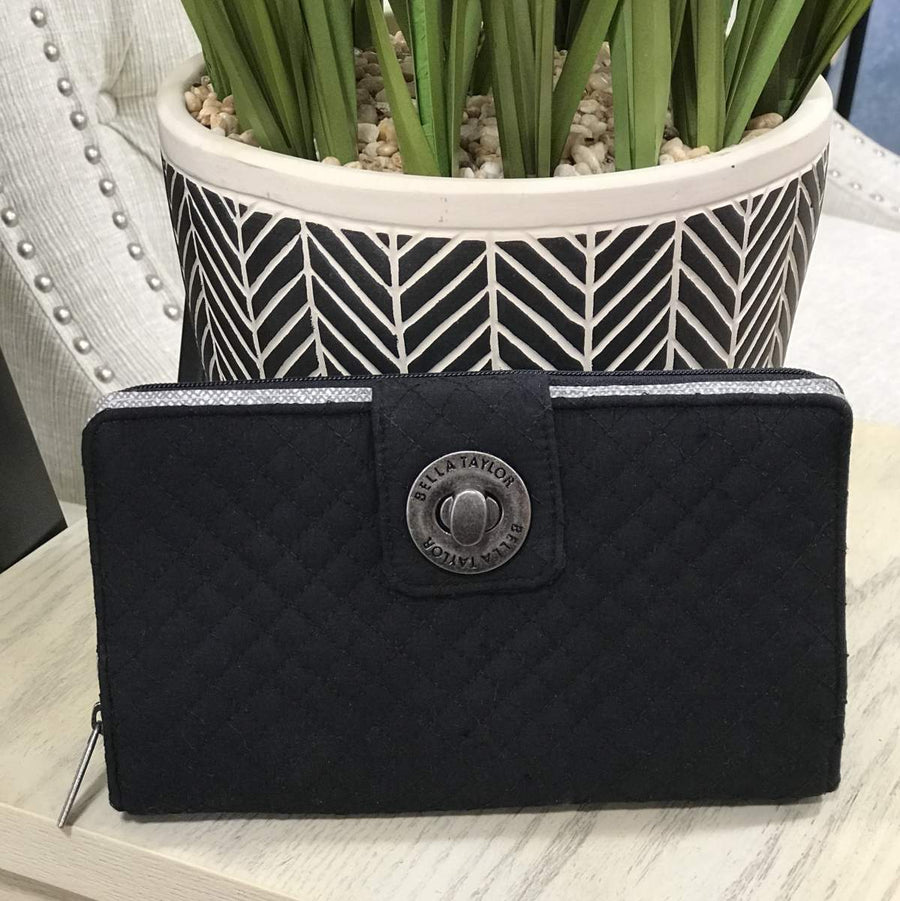 The Bella Taylor Cash System Wallet