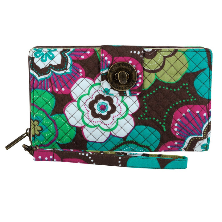 Javabloom Wristlet Cash System Wallet