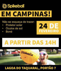 Spikeball Day Campinas
