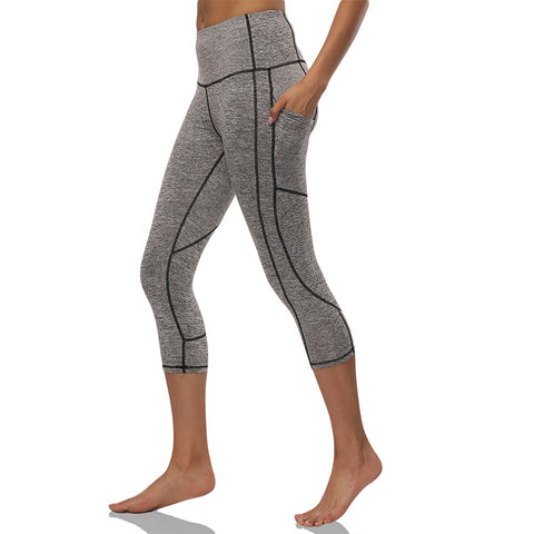 Souteam Yoga Tights, with pocket