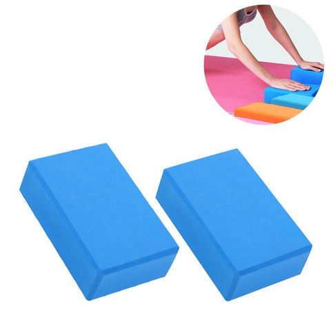 Yoga EVA Foam Blocks, 2Pcs