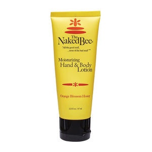 Naked Bee  2.25 oz. Orange Blossom Honey Hand & Body Lotion