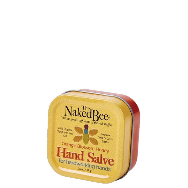 Naked Bee  1.5 oz. Orange Blossom Honey Hand Salve