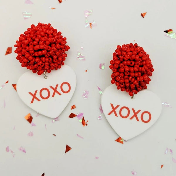 Valentines Earrings