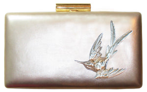 "Clutch Gold ""Vol d'Oiseau"""