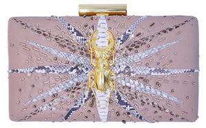 "Clutch Gold ""Elyna"""