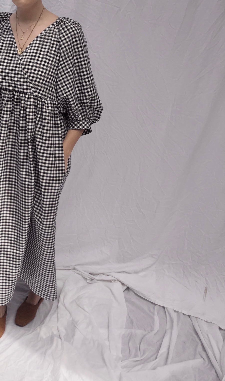 Women's Gigi Gingham Dress