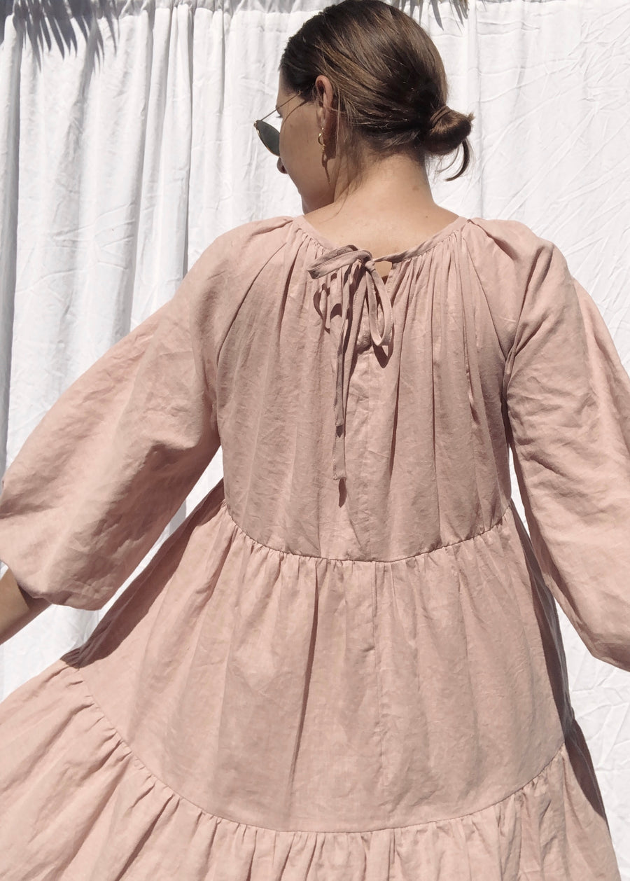 Women's Prairie Puff Dress