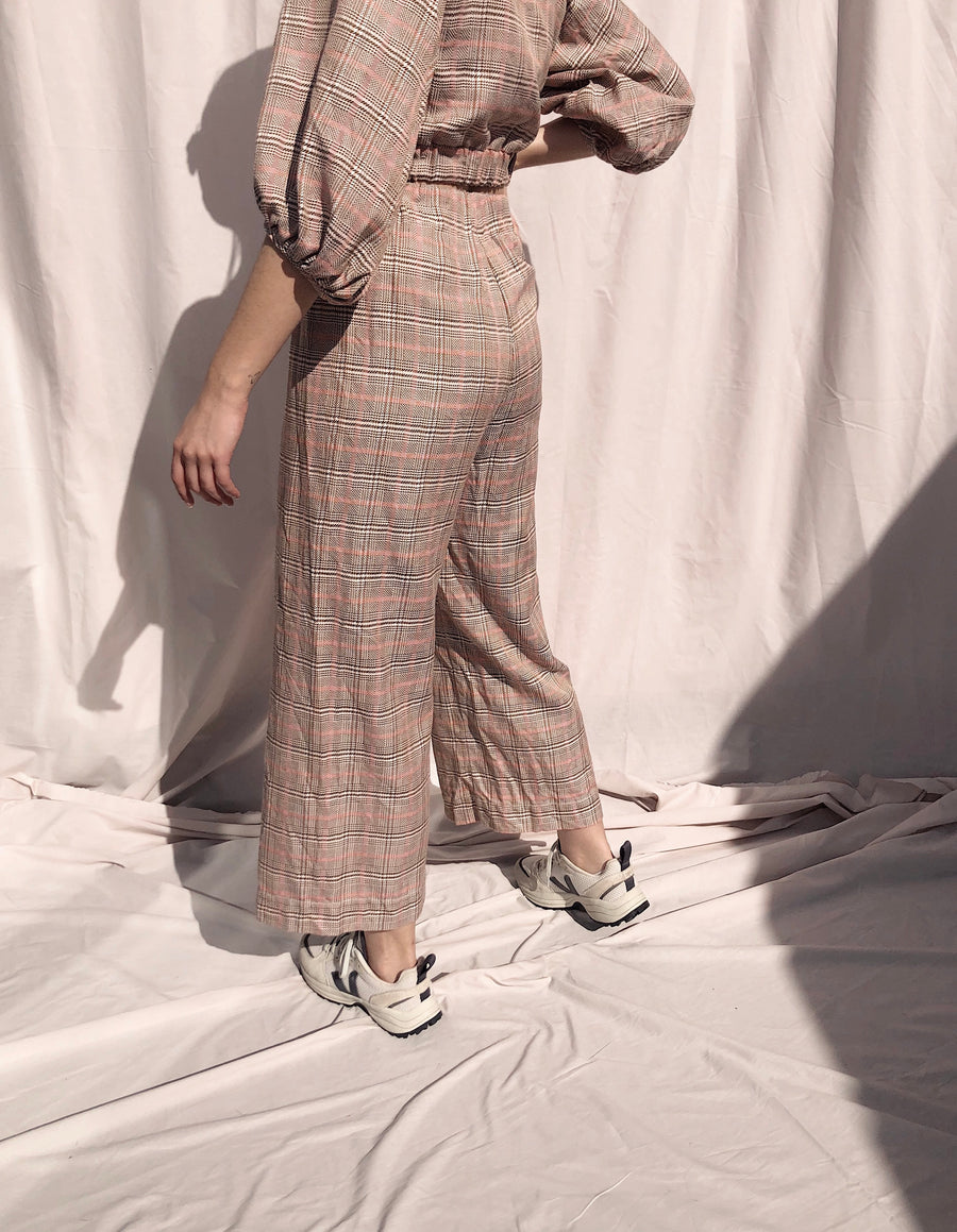Women's Prudence Plaid Pants