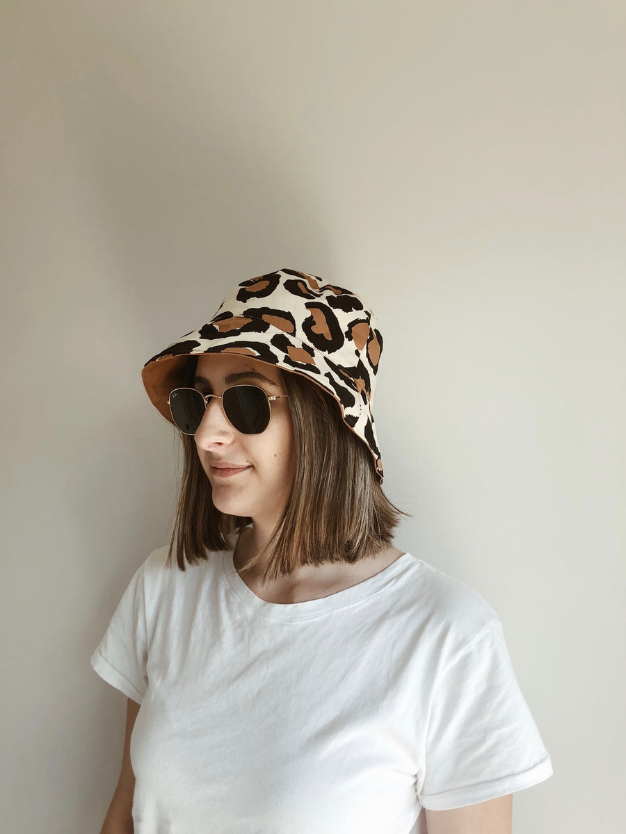 Adult Bowie Bucket Hat Sample