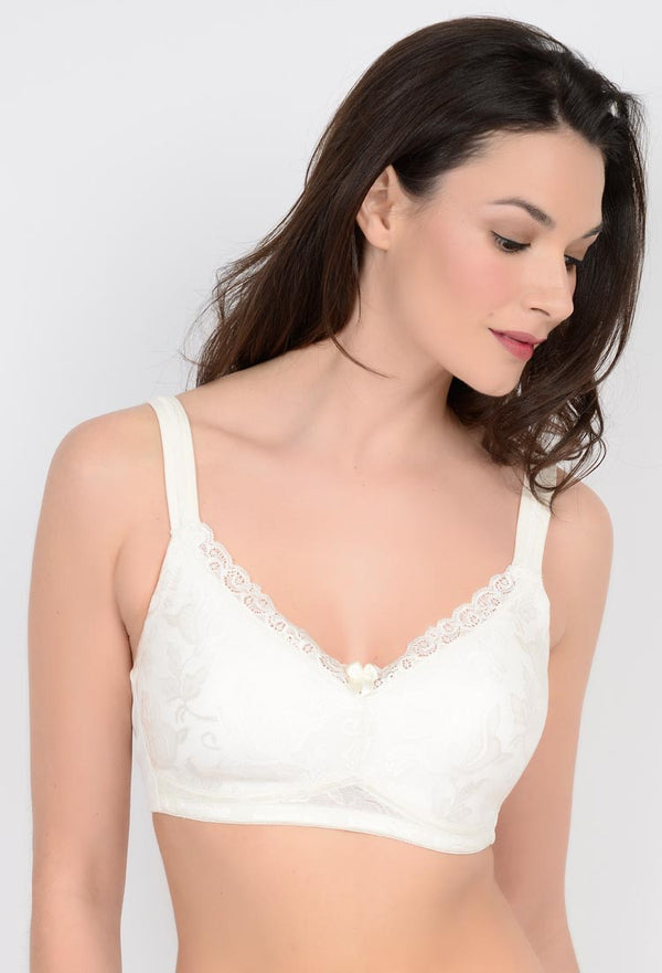 Lace Padded Pocket Bra (15187)