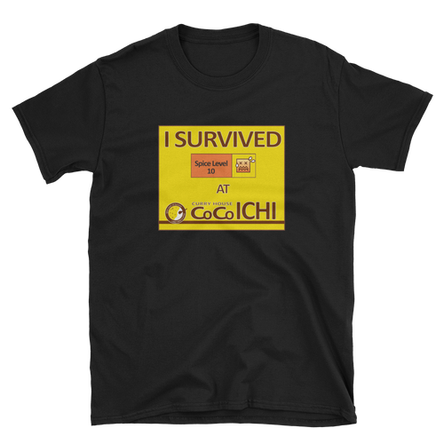 I Survived Spice Level 10 At Coco Ichibanya | Permium Tee | Tee | Ryukyu Rising