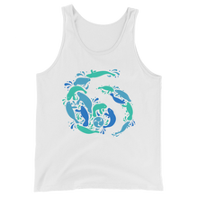 Load image into Gallery viewer, Playful Dugong | Premium Tank Top | Tank Top | Ryukyu Rising