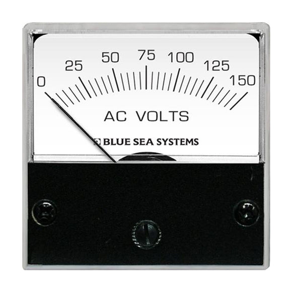 Blue Sea 8244 AC Analog Micro Voltmeter - 2