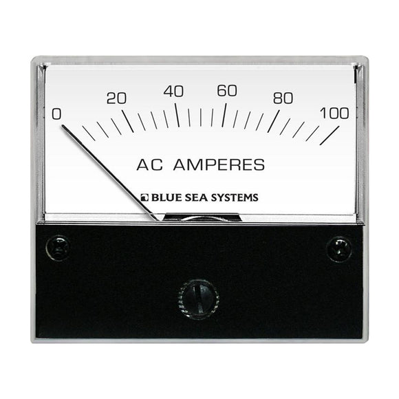 Blue Sea 8258 AC Analog Ammeter - 2-3/4