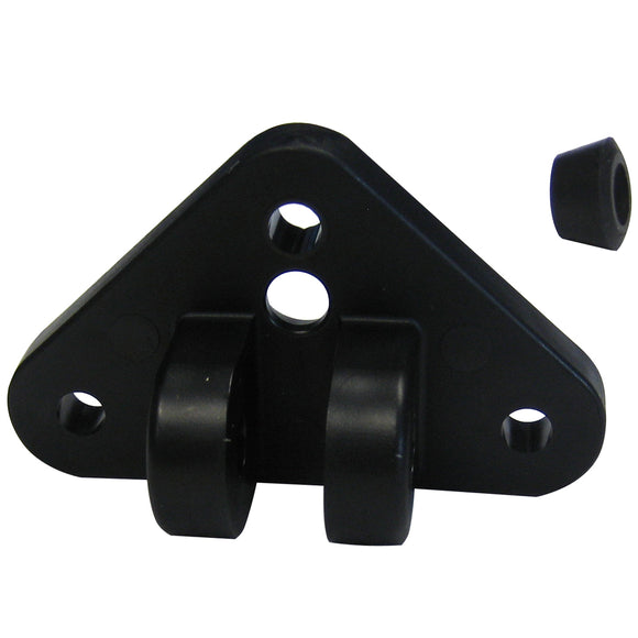 Lenco Standard Upper Mounting Bracket - 3 Screws 1 Wire [50015-001D]