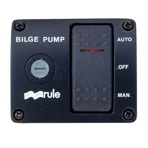 Rule Deluxe 3-Way Lighted Rocker Panel Switch [43]