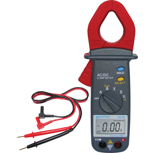 Blue Sea 8110 Mini Clamp Multimeter [8110]