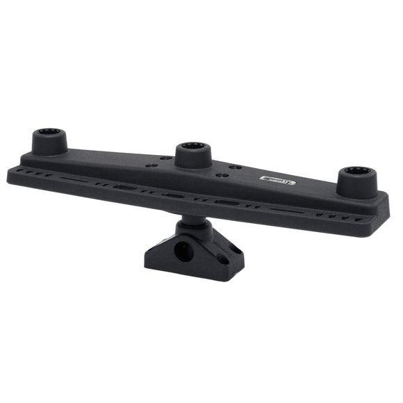 Scotty Triple Rod Holder Mount - Board only [257]