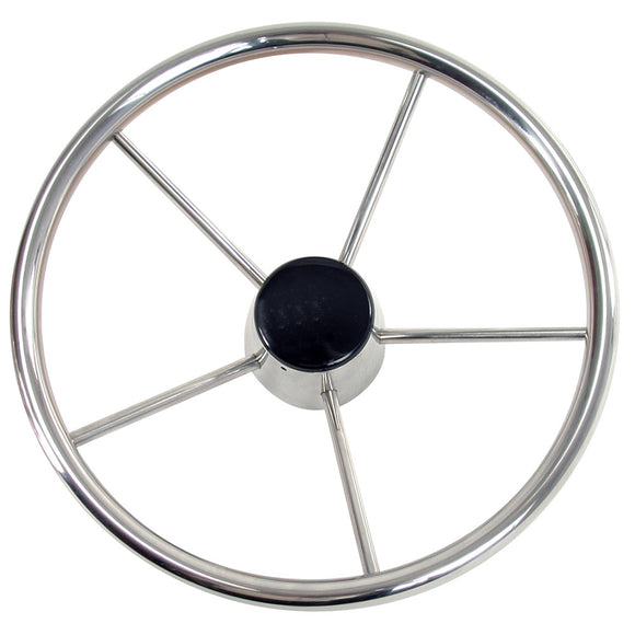 Whitecap Destroyer Steering Wheel - 13-1/2