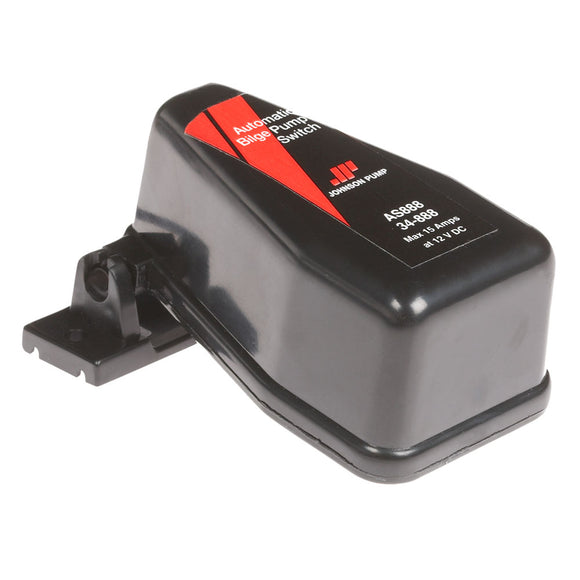 Johnson Pump Bilge Switched Automatic Float Switch - 15amp Max [26014]