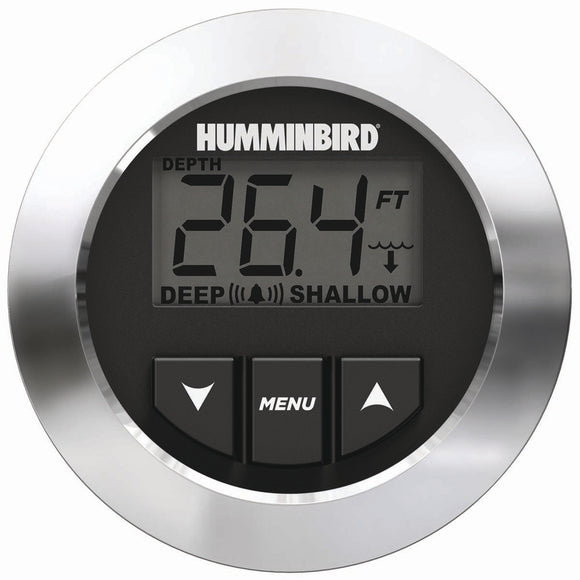 Humminbird HDR 650 Black, White, or Chrome Bezel w-TM Tranducer [407860-1]