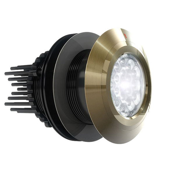 OceanLED 2010XFM Pro Series HD Gen2 LED Underwater Lighting - Ultra White [001-500744]