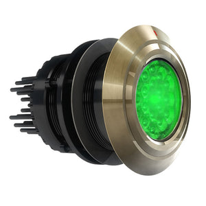 OceanLED 3010XFM Pro Series HD Gen2 LED Underwater Lighting - Sea Green [001-500750]