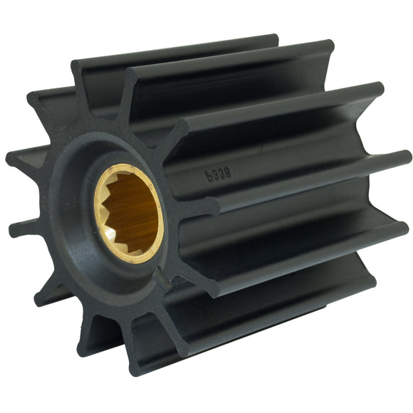 Jabsco Impeller Kit - 12 Blade - Neoprene - 3- [17936-0001-P]