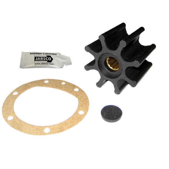 Jabsco Impeller Kit - 8 Blade - Nitrile - 2-9/16