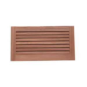 "Whitecap Teak Louvered Insert - 9-3/8"" x 18"" x 3/4"" [60716]"
